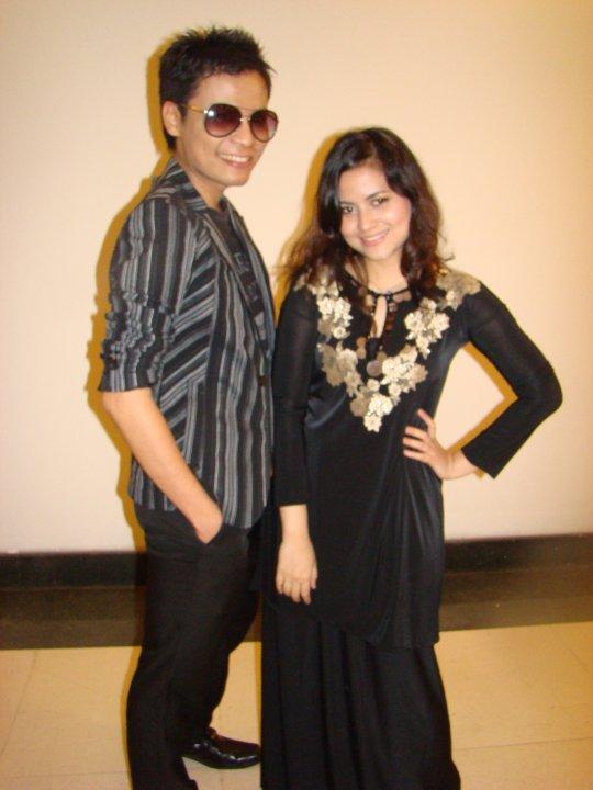 Fesyen artis muda di Rumah Terbuka Raya 2010 Persatuan Industri Muzik ...