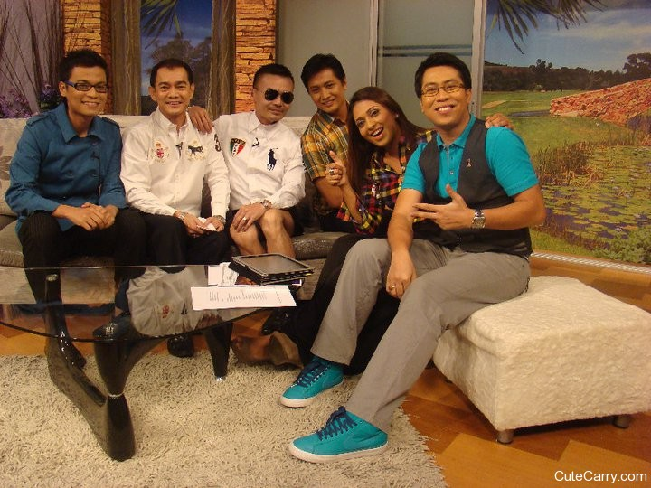 Fesyen Raya 2011 di Selamat Pagi Malaysia